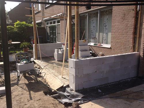 Aanbouw Huis 2